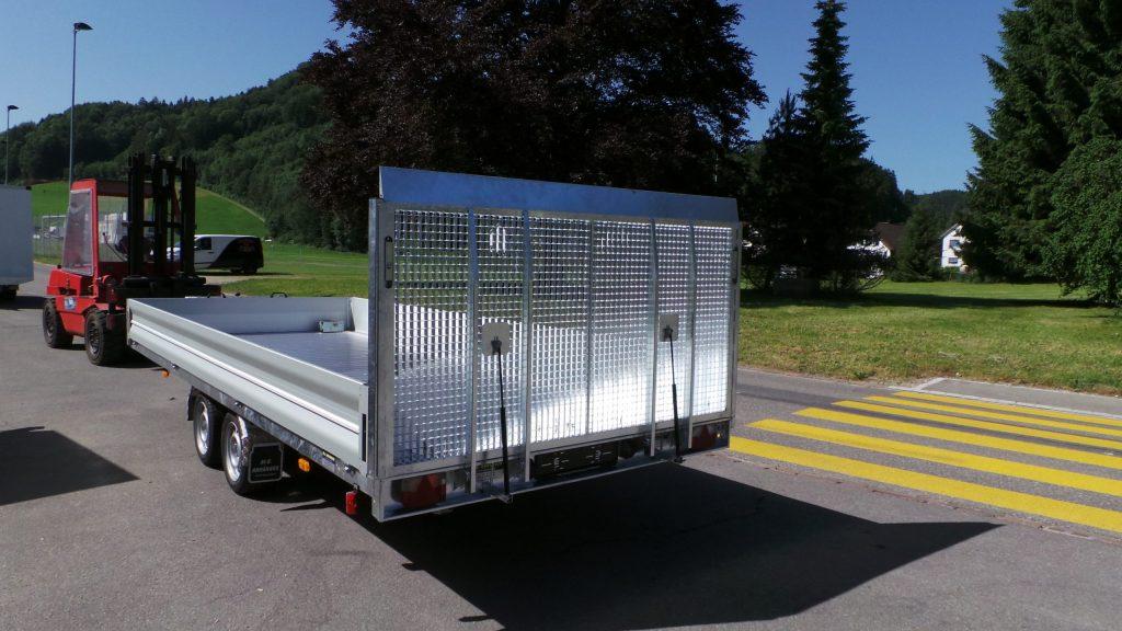 Fahrzeugtransport-Anhänger