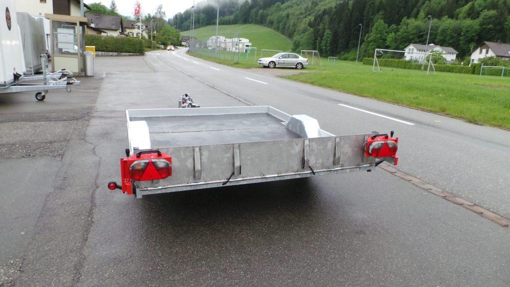 Motormäher-Anhänger